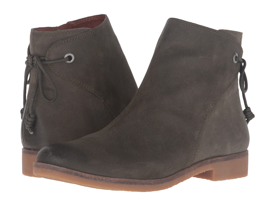 Lucky Brand Gwenore (Dark Moss Powell) Women