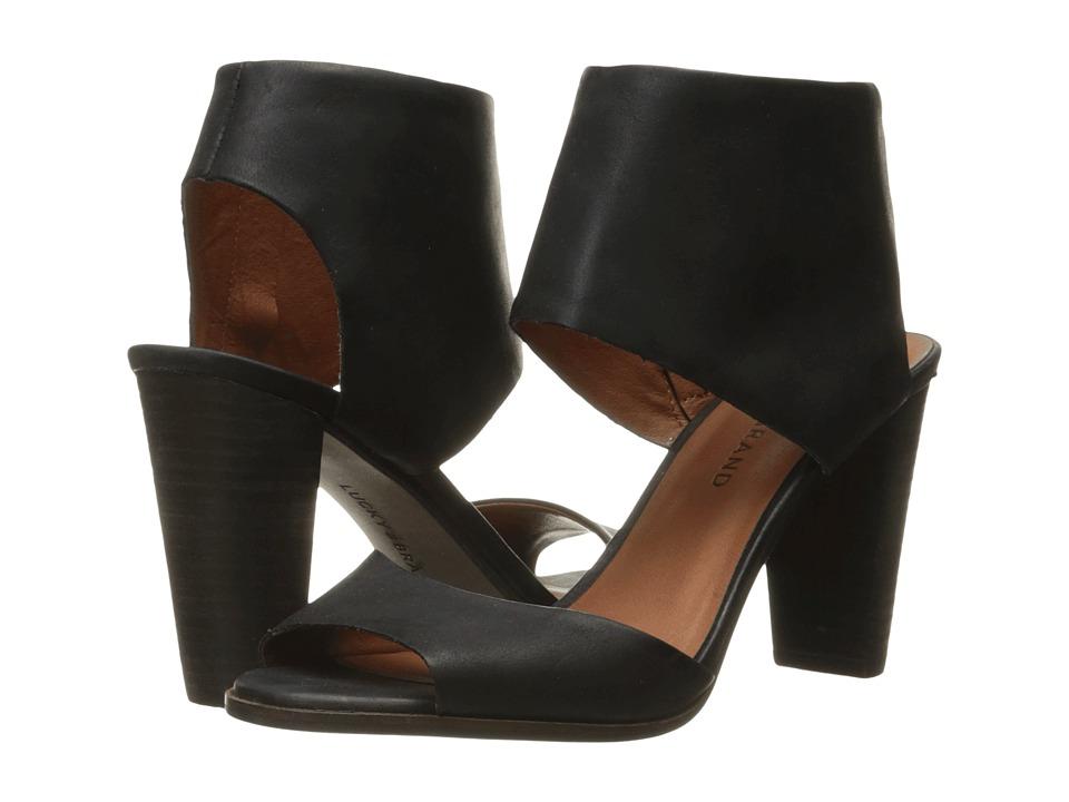 Lucky Brand - Jaylin (Black Carbon) Women's Shoes