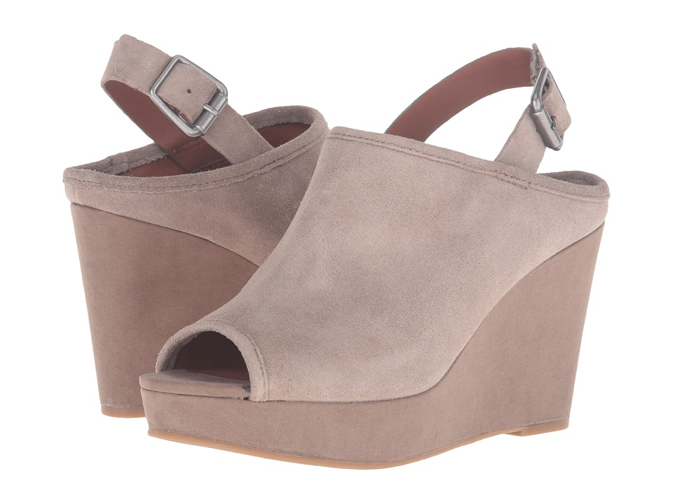 Lucky Brand Jemadine (Brindle Oil Suede) Women