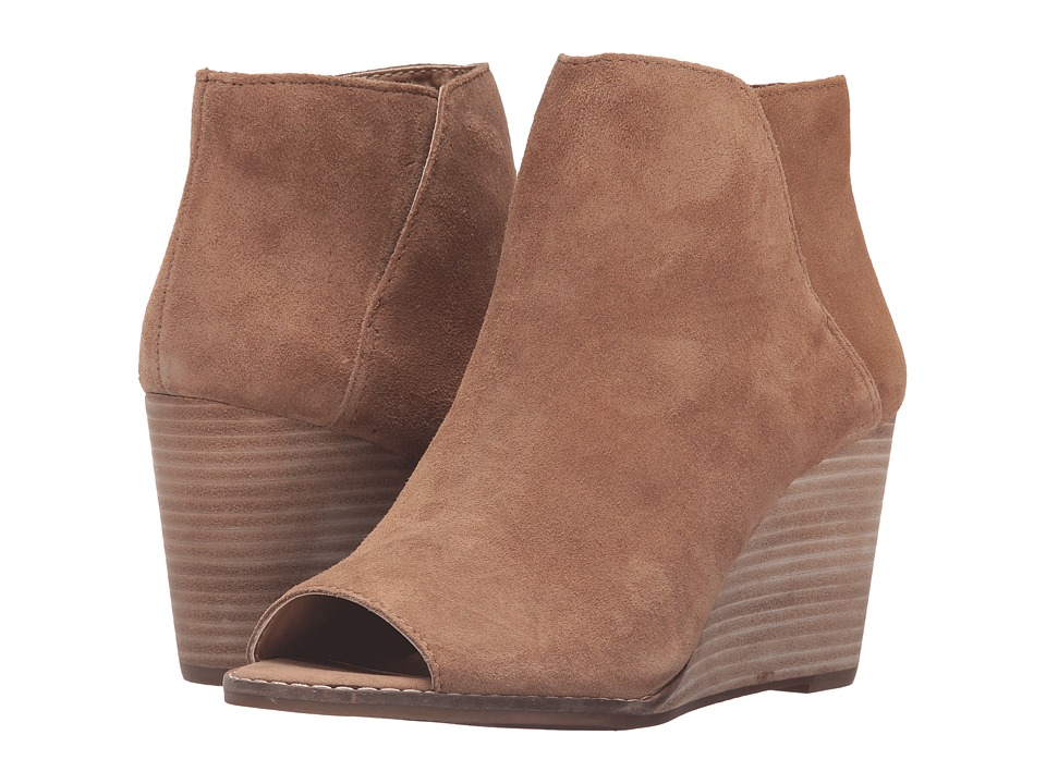 Lucky Brand Jezzah (Honey Oil Suede) Women