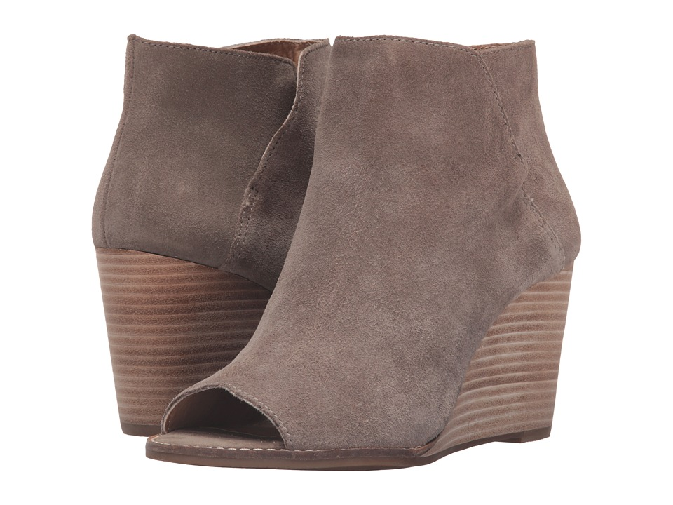 Lucky Brand Jezzah (Brindle Oil Suede) Women