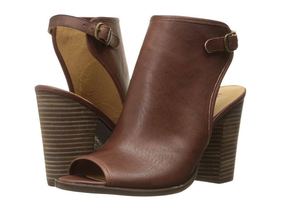 Lucky Brand - Lisza (Russet Sioux) High Heels