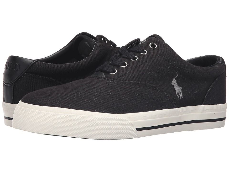 Polo Ralph Lauren - Vaughn (Dark Denim) Men's Lace up casual Shoes