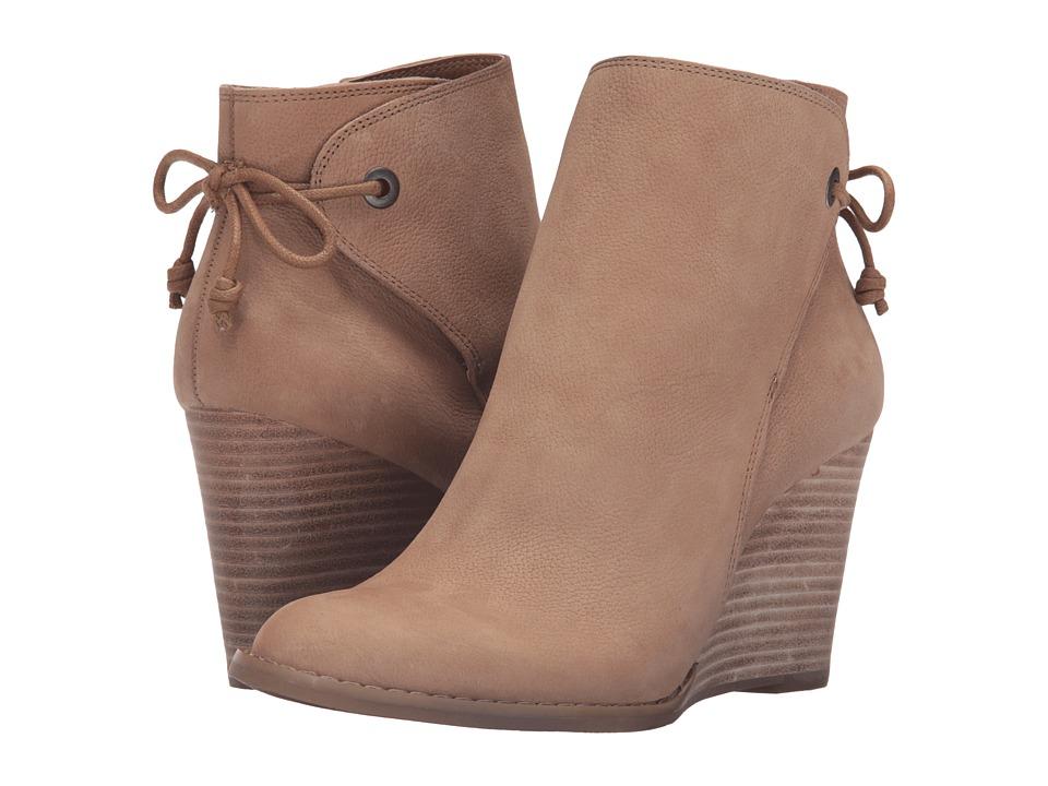 Lucky Brand - Yamina (Sesame August) Women's Boots