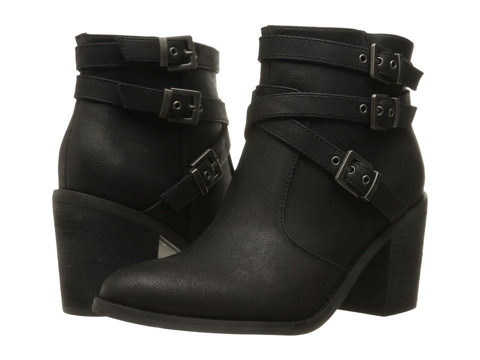 Rocket Dog - Deon (Black Graham) Women's Boots