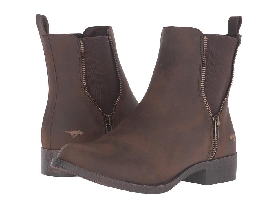 Rocket Dog - Camilla (Brown Graham) Women's Shoes