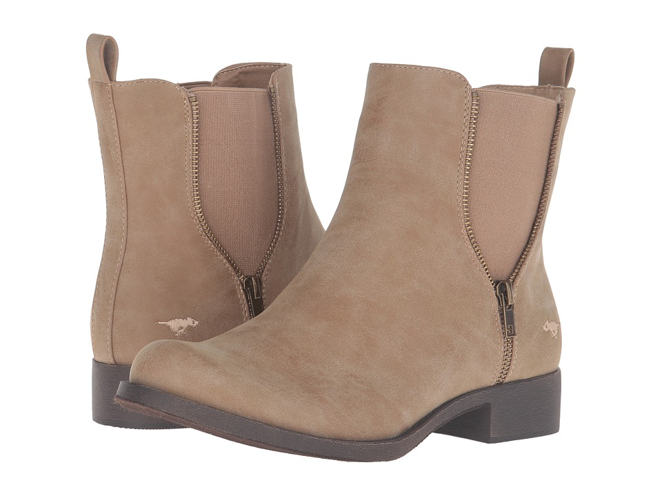 Rocket Dog - Camilla (Natural Heirloom) Women's Shoes
