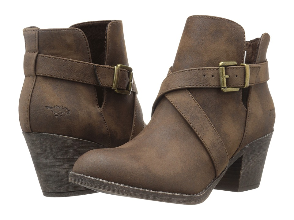 Rocket Dog - Sasha (Brown Graham) Women's Boots