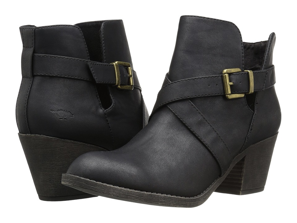 Rocket Dog - Sasha (Black Lewis) Women's Boots