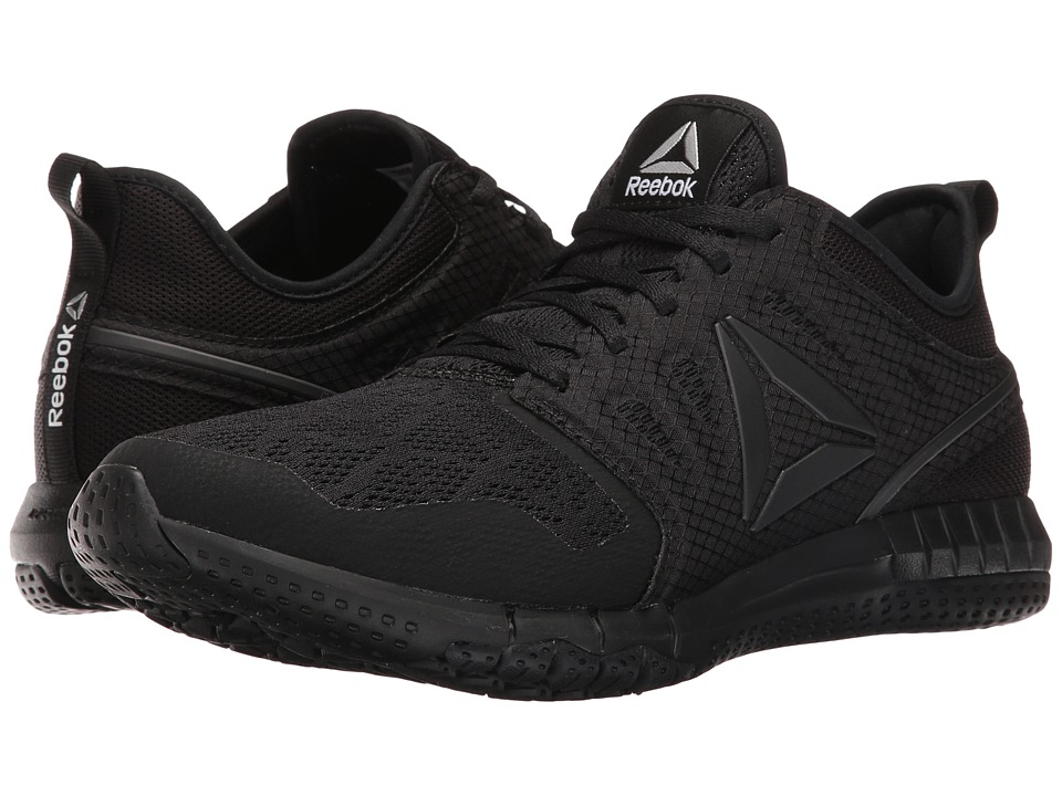 Reebok - ZPrint 3D (Black/Coal) Men's Running Shoes