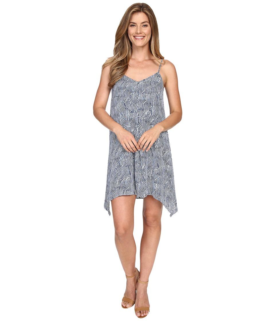Karen Kane - Spaghetti Strap Trapeze Dress (Print) Women's Dress