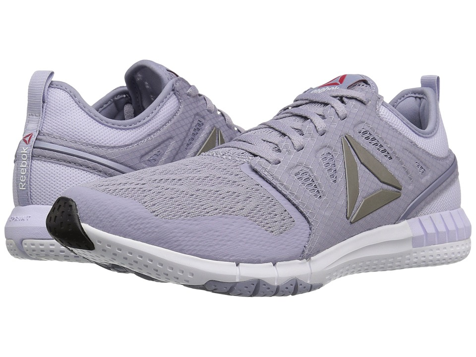 Reebok - ZPrint 3D (Purple Fog/Lucid Lilac/White/Pewter) Women's Running Shoes