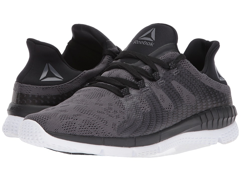 Reebok ZPrint Her MTM (Ash Grey/Black/White) Women
