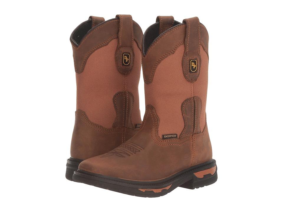 Dan Post Kids Everest (Toddler/Little Kid) (Brown) Cowboy Boots