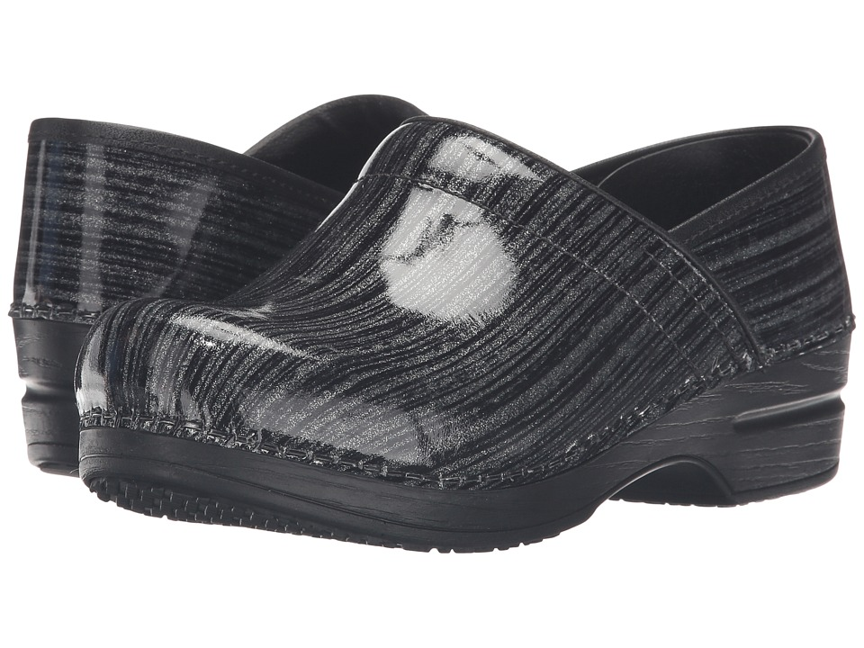 Sanita - Smart Step Meteor Shower (Silver) Women's Clog Shoes