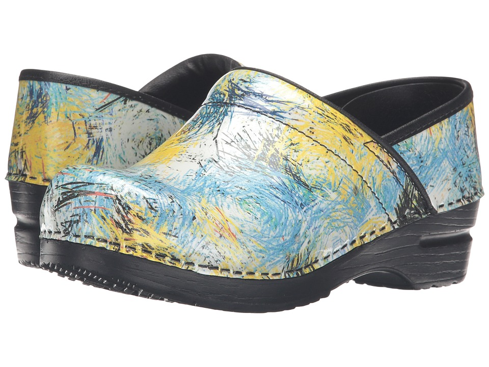 Sanita - Original Pro Woodstock (Multi) Women's Clog Shoes