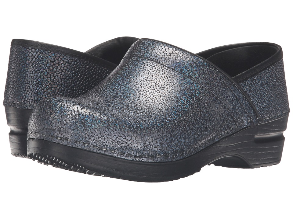 Sanita - Original Pro Pebble (Petrol) Women's Clog Shoes