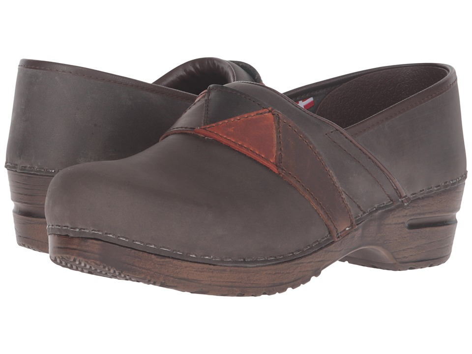 Sanita - Original Vermont (Grey) Women's Clog Shoes