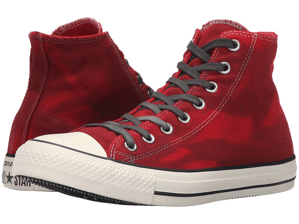 Converse Chuck Taylor All Star Hi (Casino/Black/Egret) Lace up casual Shoes