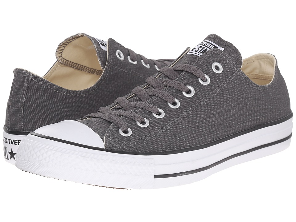 Converse - Chuck Taylor All Star Ox (Thunder/Black) Lace up casual Shoes