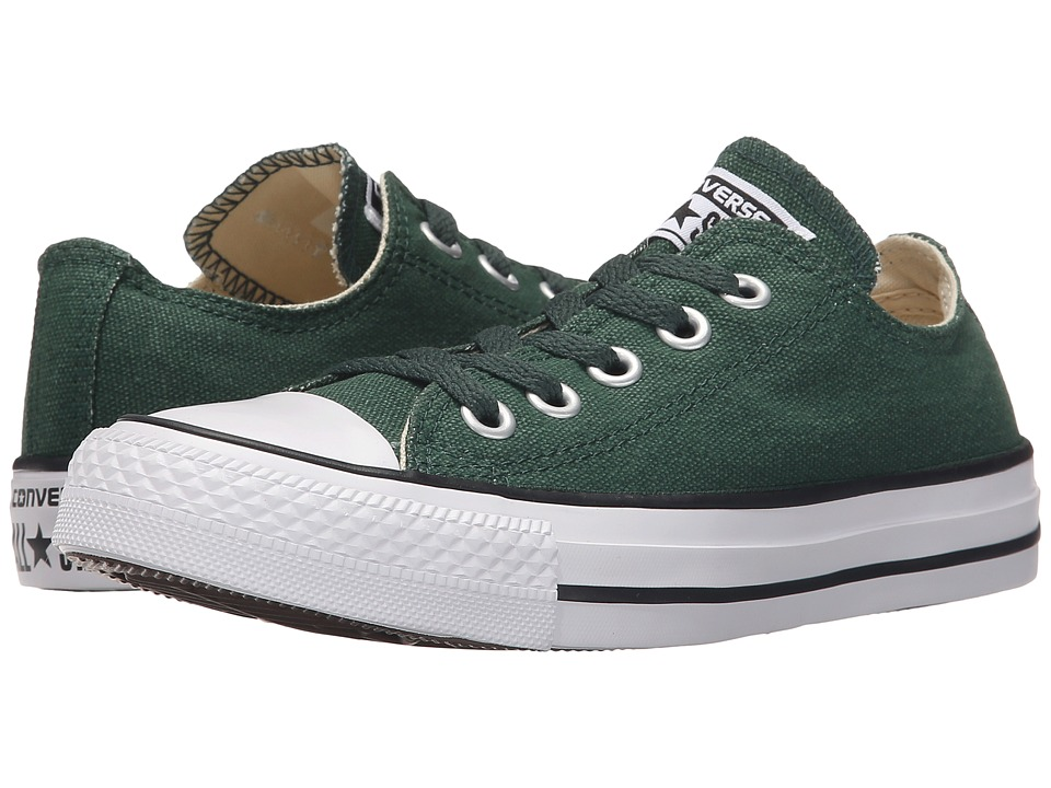 Converse - Chuck Taylor All Star Ox (Gloom Green/Black) Lace up casual Shoes