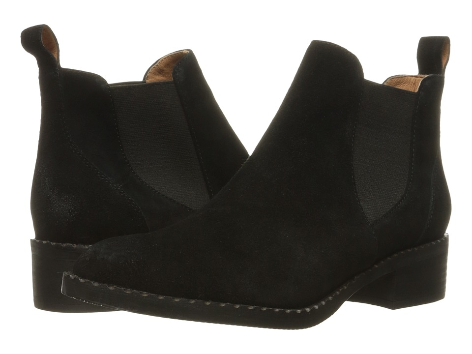 Gentle Souls Binx (Black Suede) Women