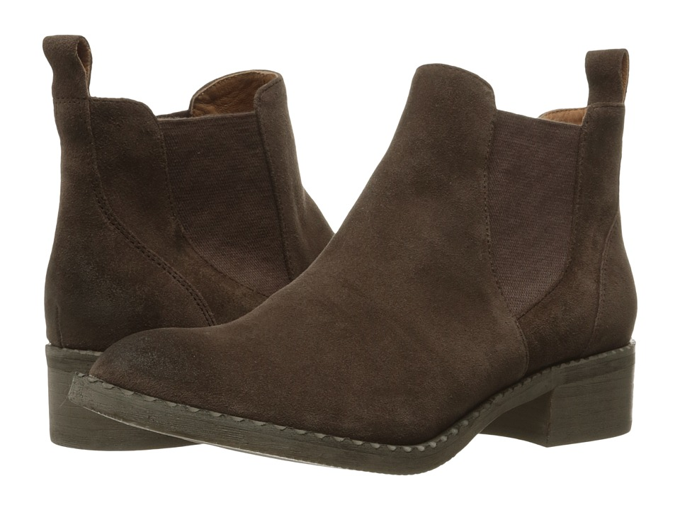 Gentle Souls Binx (Dark Brown Suede) Women
