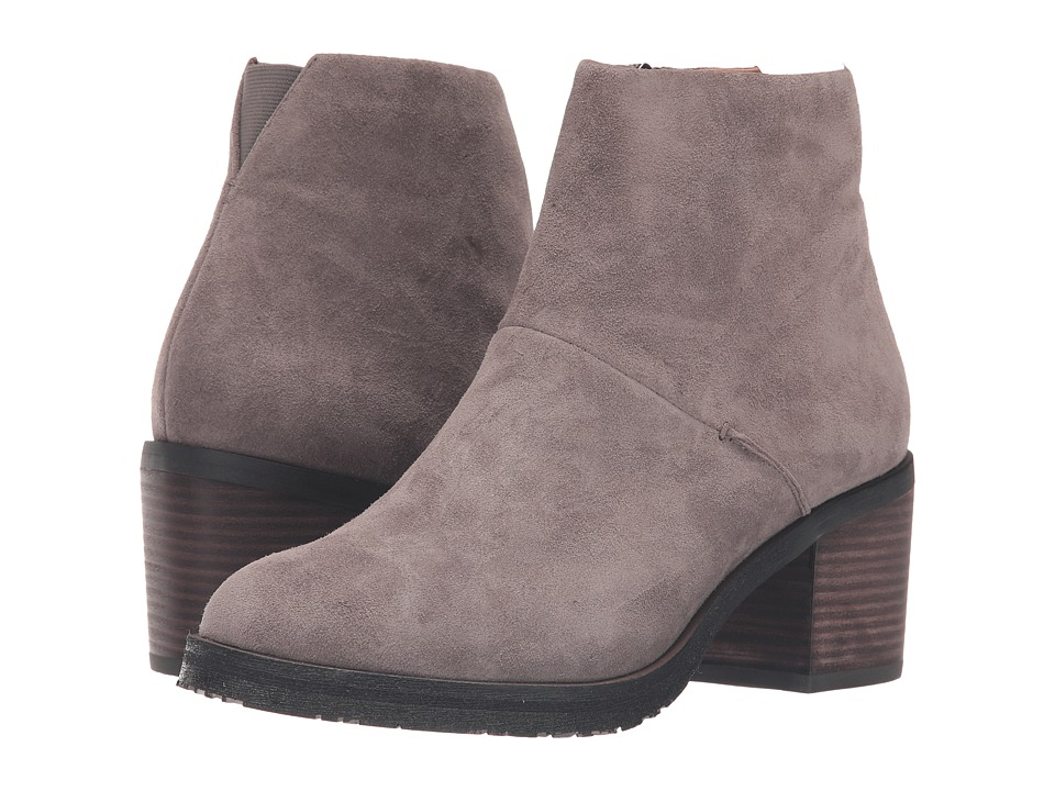 Gentle Souls - Blakely (Concrete Suede) Women's Shoes