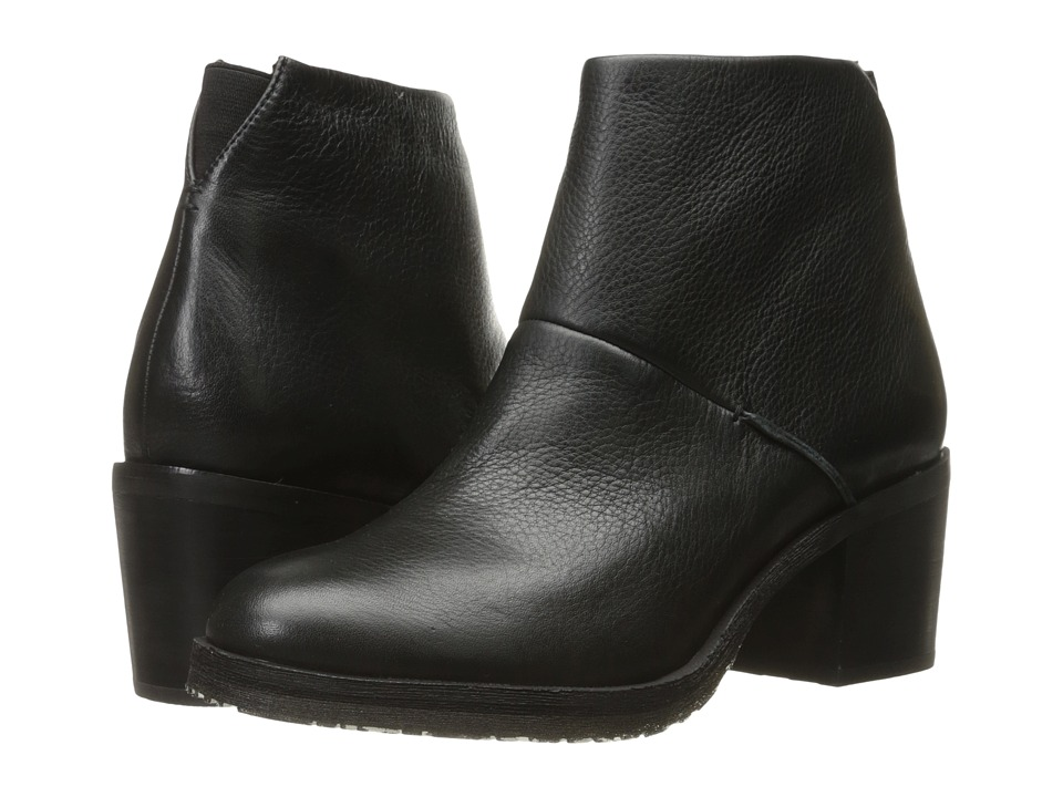 Gentle Souls Blakely (Black Leather) Women