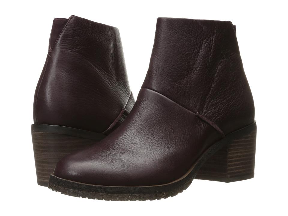 Gentle Souls - Blakely (Merlot Leather) Women's Shoes