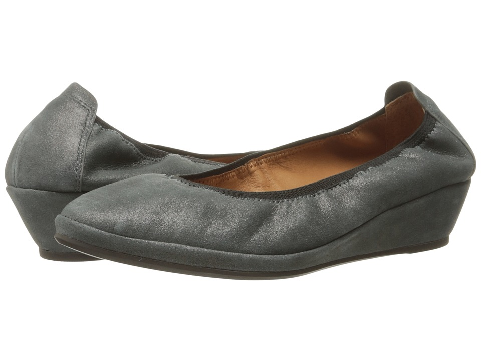 Gentle Souls - Natalie (Pewter Leather) Women's Shoes