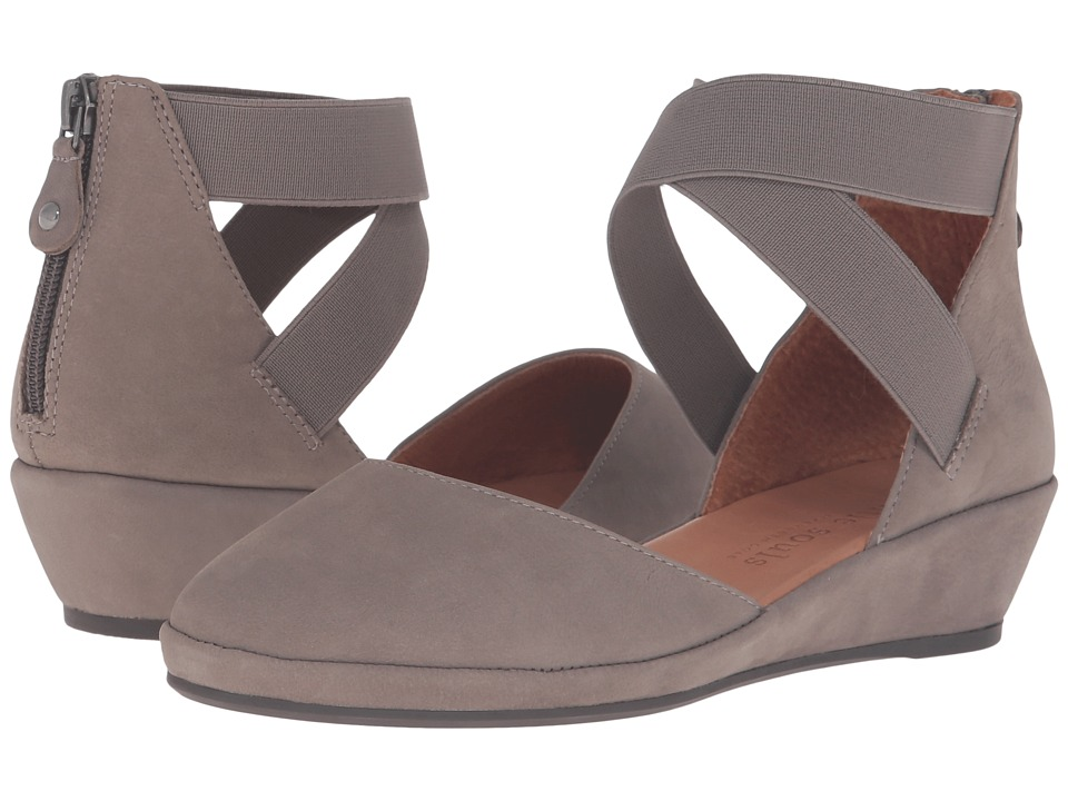 Gentle Souls - Noa (Concrete Nubuck) Women's Shoes