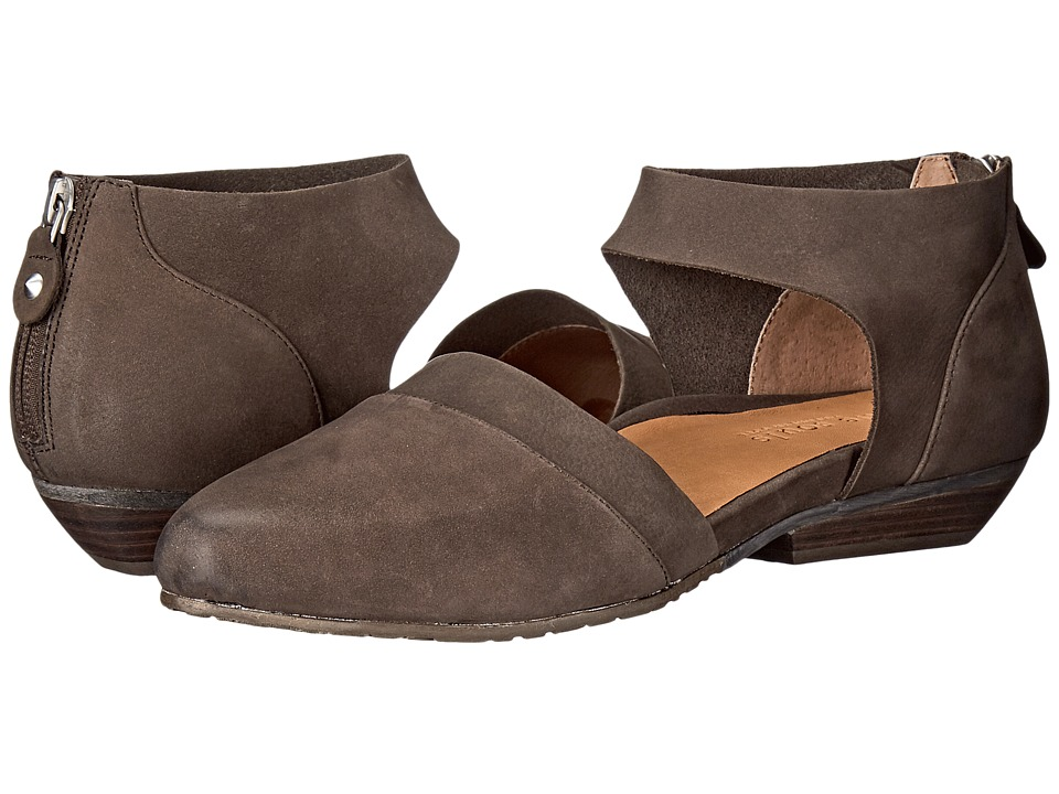 Gentle Souls - Noreen (Dark Brown Nubuck) Women's Shoes