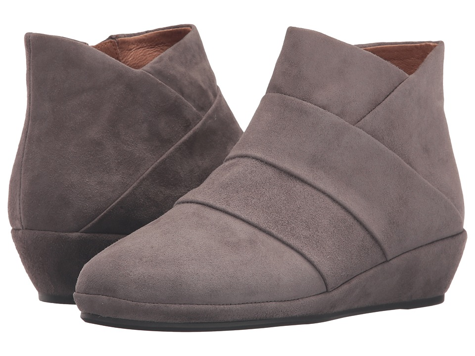 Gentle Souls - Nori (Concrete Suede) Women's Shoes