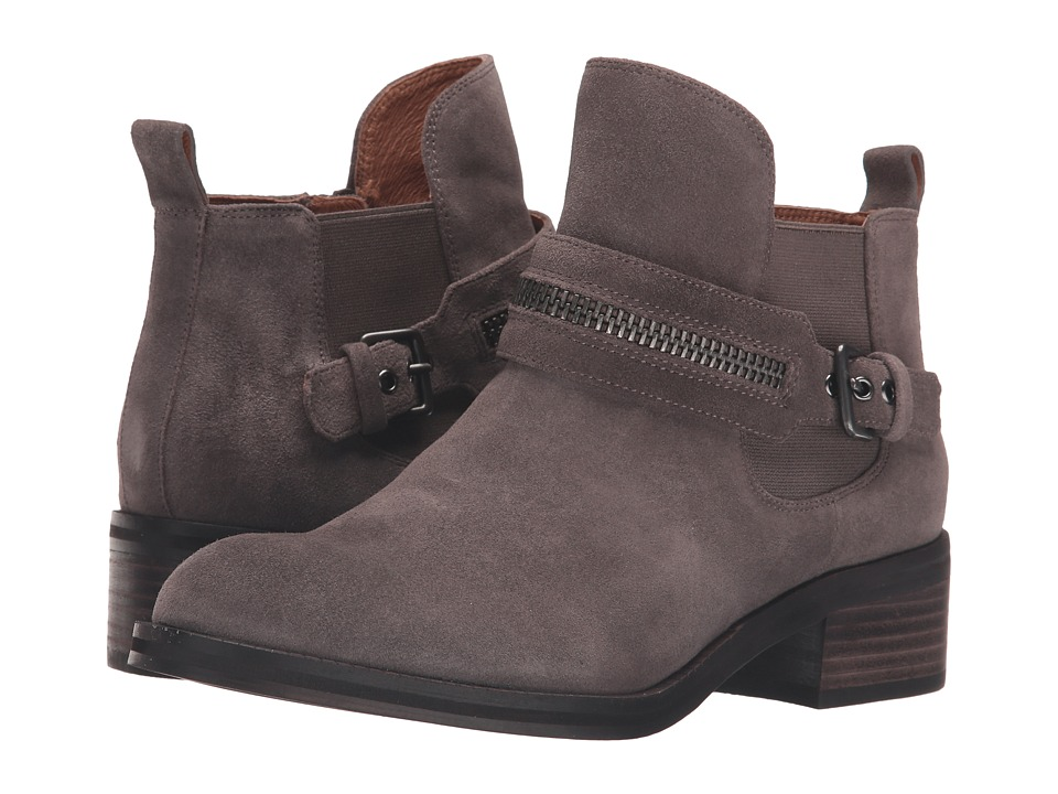 Gentle Souls - Penny (Concrete Suede) Women's Shoes
