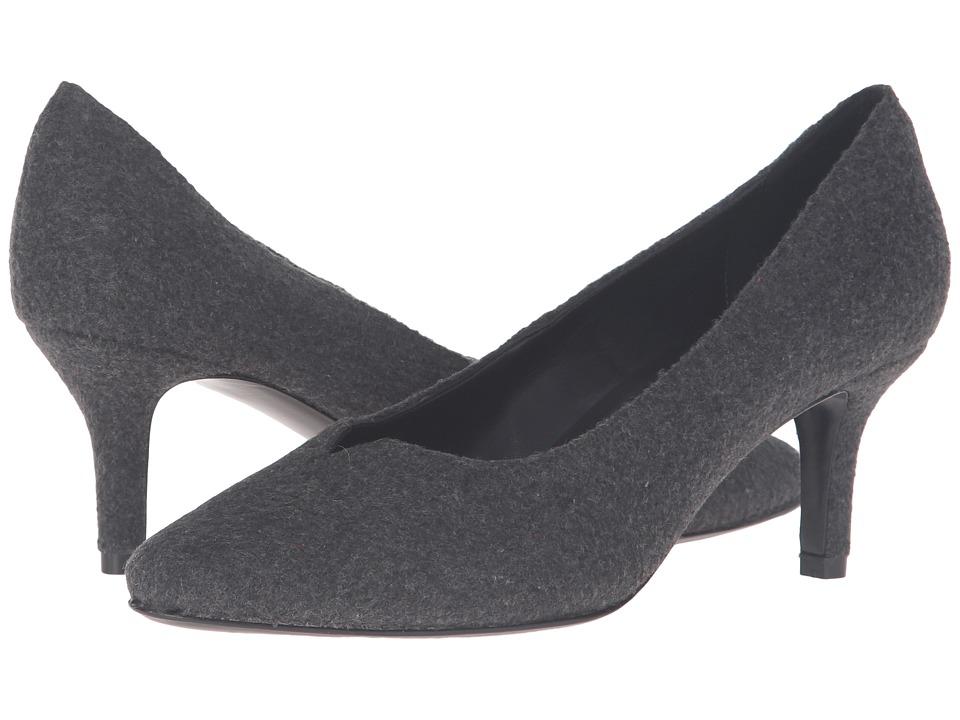 Vaneli - Linden (Grey Flannel) High Heels