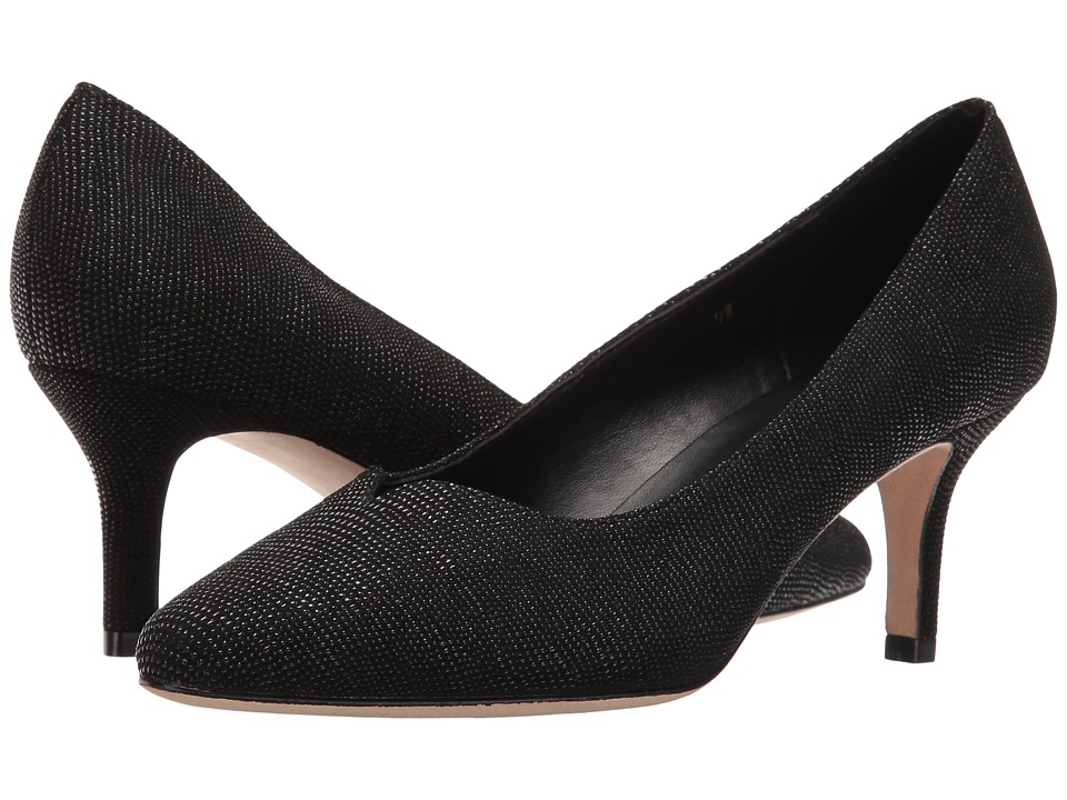 Vaneli - Linden (Black Molly Rodi) High Heels