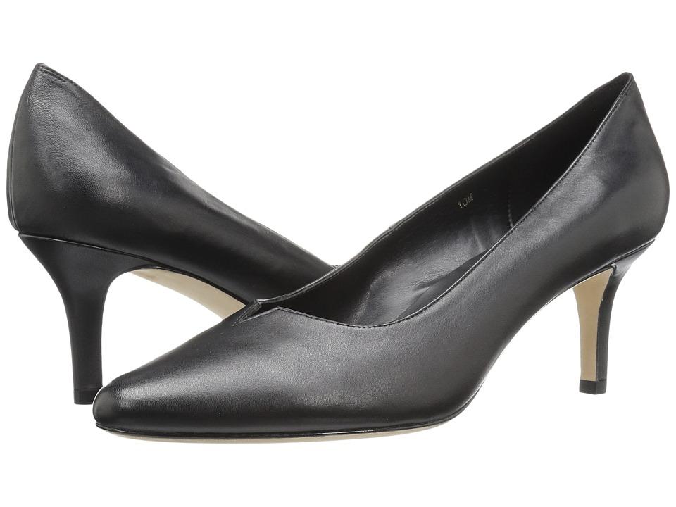 Vaneli - Linden (Black Nappa) High Heels