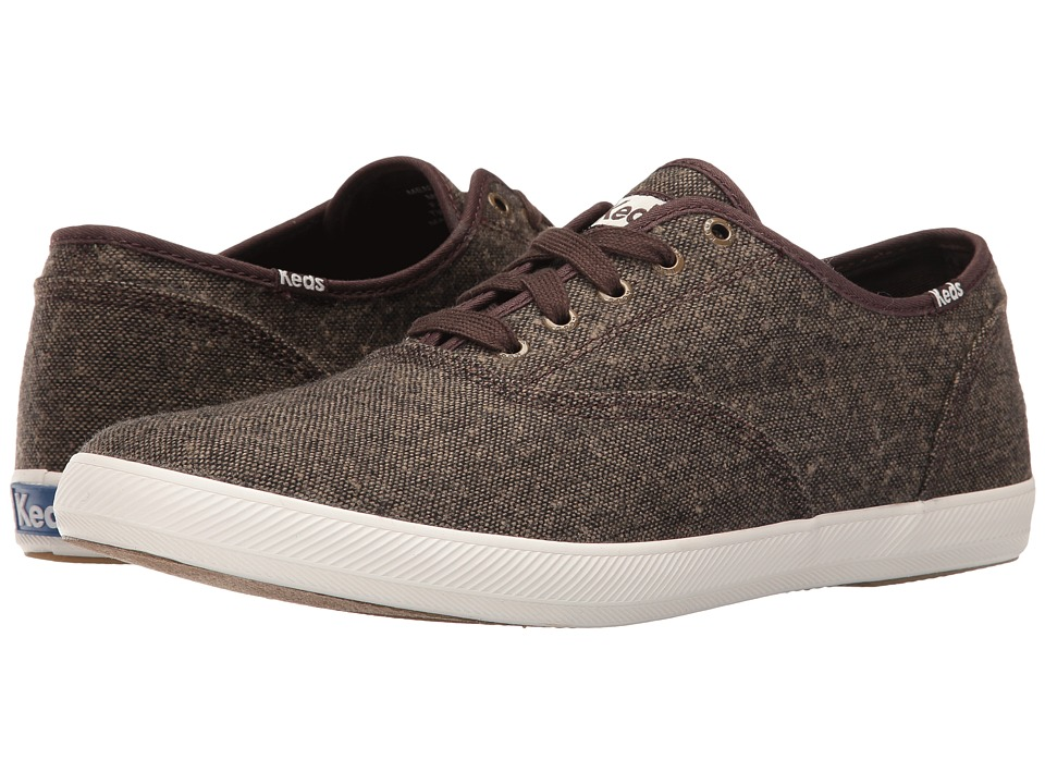 Keds Champion Tweed (Brown) Men
