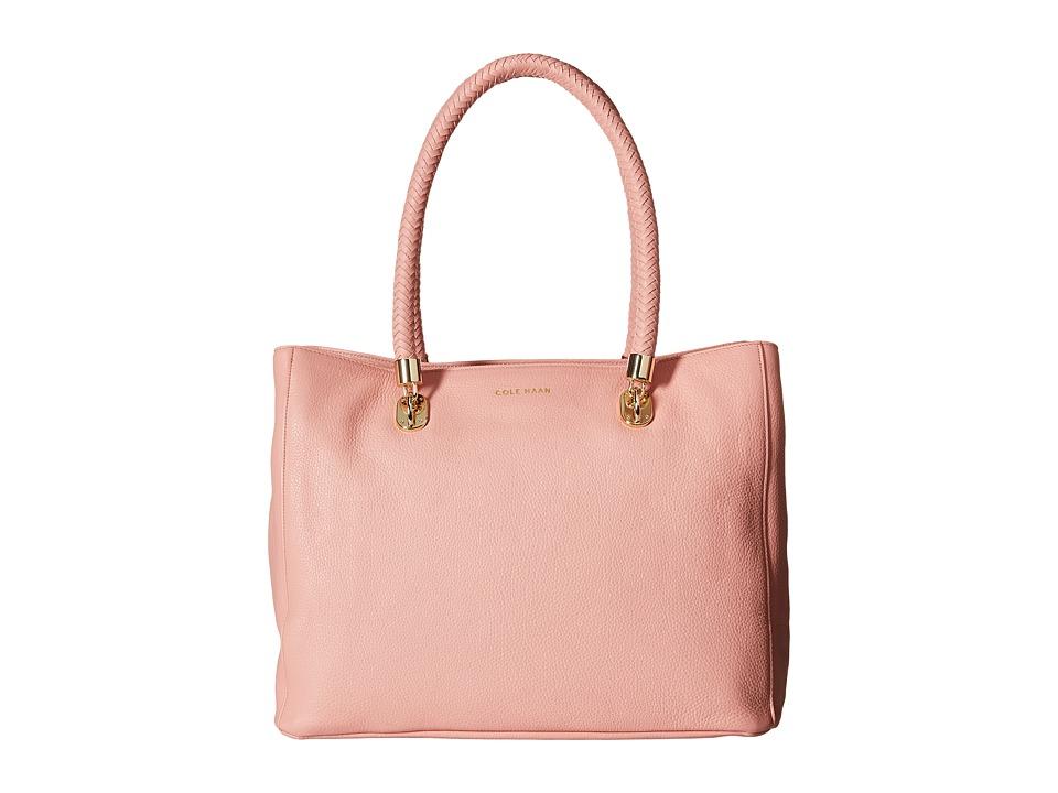 Cole Haan - Benson Large Tote (Peony) Tote Handbags
