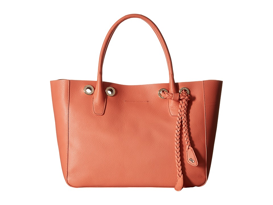 Cole Haan - Rigby II Small Tote (Sugar Blush/Toasted Almond) Tote Handbags