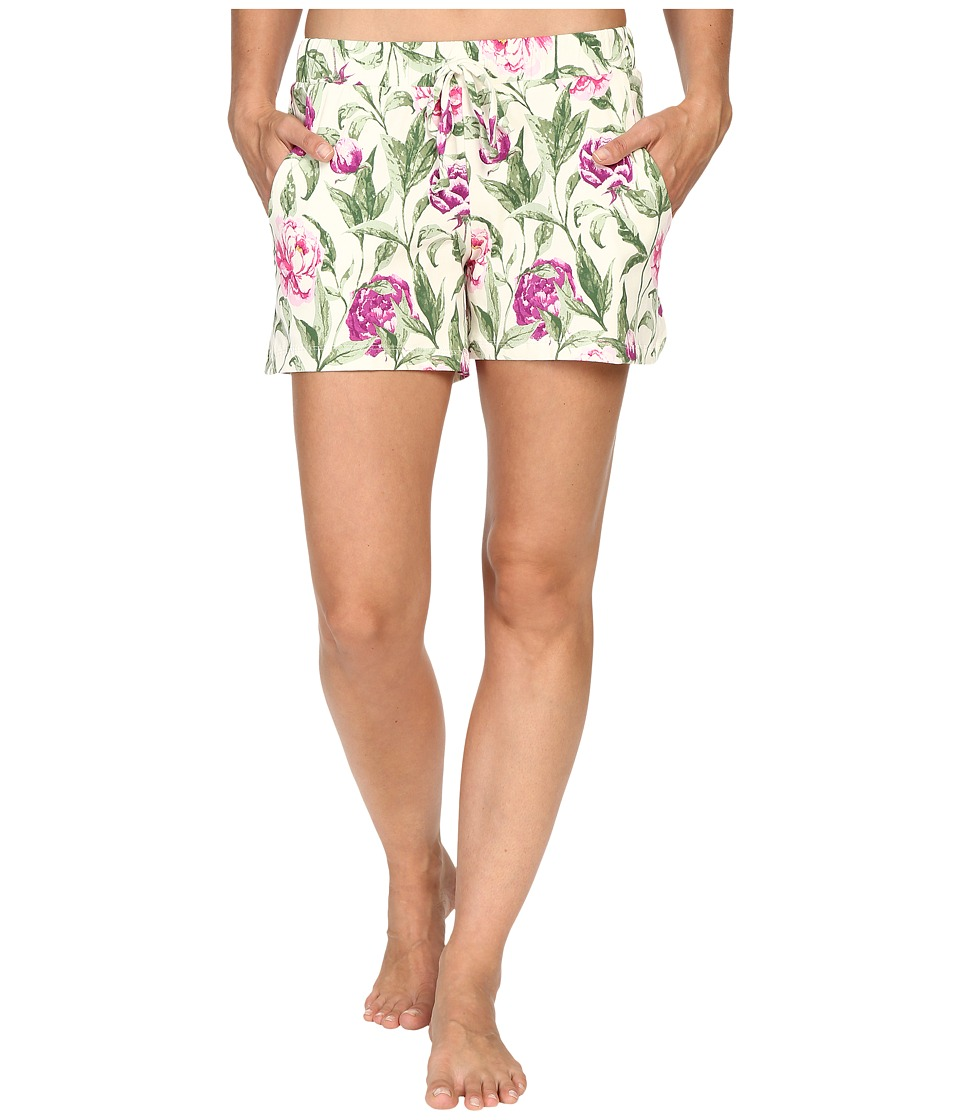 BedHead - Lounge Shorts (Garden Party) Women's Pajama