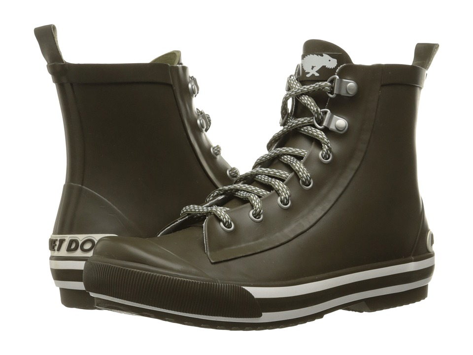 Rocket Dog - Rainy (Olive Rubber) Women's Boots