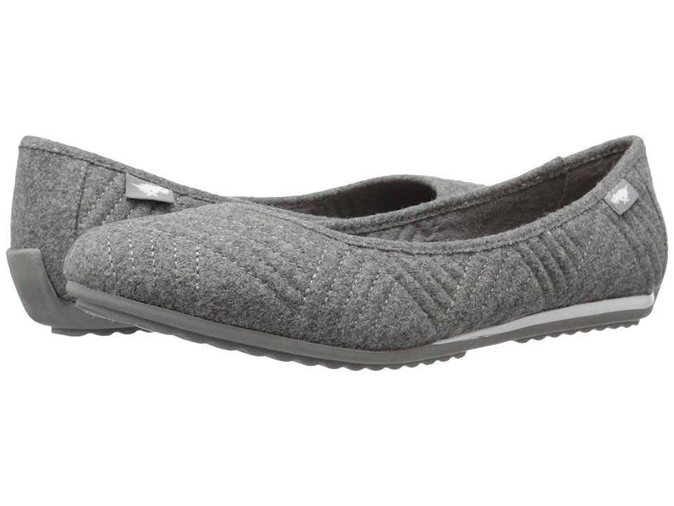 Rocket Dog - Carla (Grey Joshua) Women's Flat Shoes