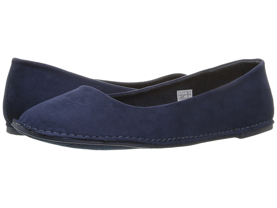 Rocket Dog - Mazzy (Navy Coast) Women's Flat Shoes