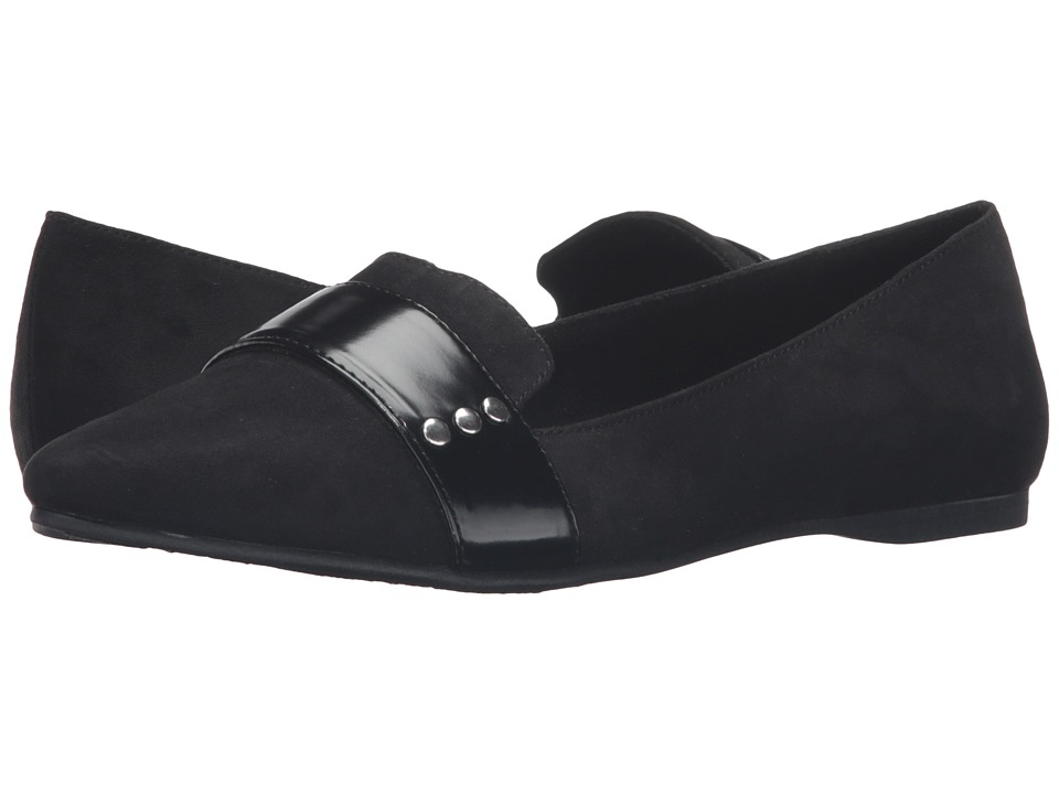 Rocket Dog - Jett (Black Boxed In/Coast) Women's Flat Shoes