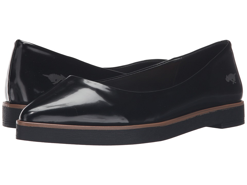 Rocket Dog - Laurel (Black Boxed In) Women's Flat Shoes