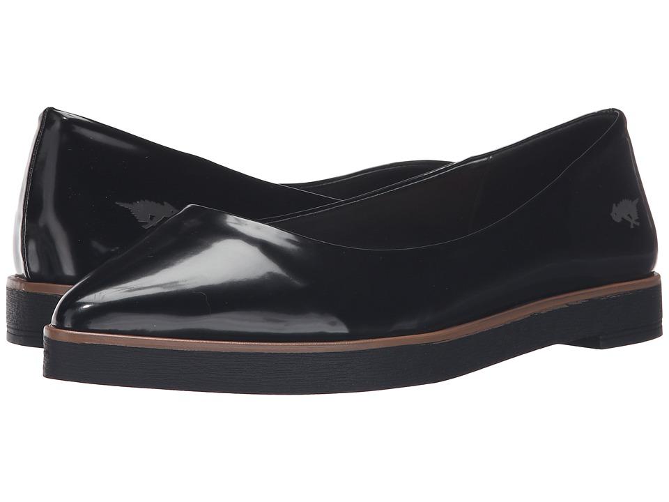 Rocket Dog - Laurel (Black Boxed In) Women's Flat Shoes