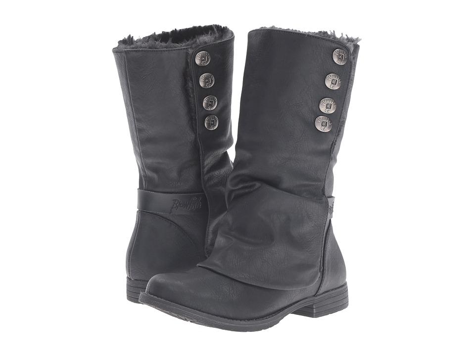 Blowfish Kids TonyaK SHR Little Kid Big Kid Black Old Ranger Dyecut PU  Girls Shoes