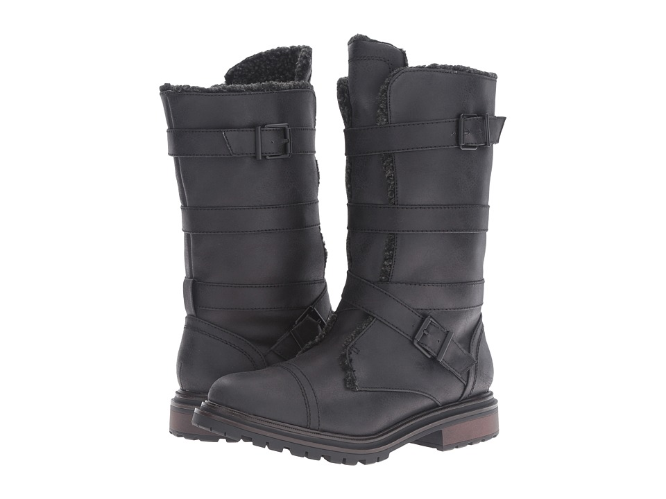 Rocket Dog - Lance (Black Simone) Women's Boots